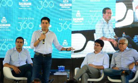 Prefeitura investirá R$150 milhões para tornar Salvador sustentável e resiliente