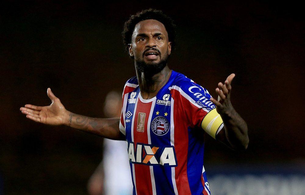 O Bahia deve perder Renê Júnior para o Corinthians