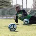Vitória treina neste sábado para a 'decisão' contra o Cruzeiro no Barradão