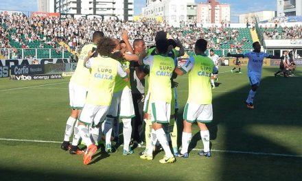 América-MG volta à primeira divisão do Brasileirão