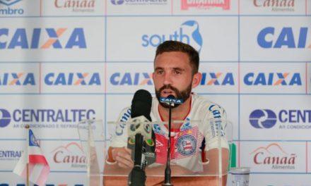 """""""Time difícil e de qualidade"""", diz Allione sobre o Santos"""
