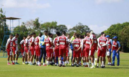 Carpegiani divulga relacionados do Bahia para pegar o Santos