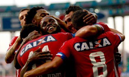 Bahia agora espera pelo Galo no domingo na Arena Fonte Nova
