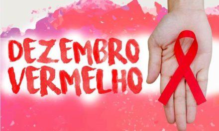 Dezembro Vermelho fará alerta de prevenção à aids
