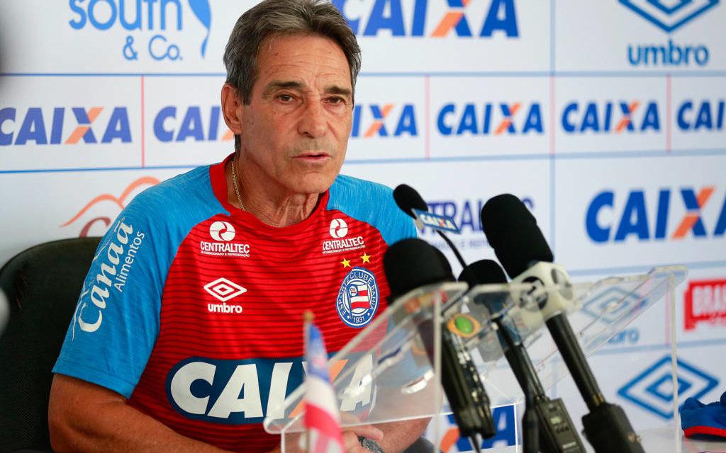 Bahia folga nesta segunda e terça e retorna aos treinamentos na 4ª
