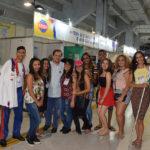 Estudantes e professores comemoram participação no 5º Encontro Estudantil da Rede Estadual