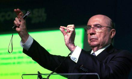 Candidatura só se for para presidente; vice jamais, disse o ministro da Fazenda Henrique Meirelles