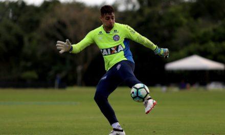 Goleiro Jean pode deixar o Bahia e ir mesmo para o São Paulo ainda este ano