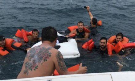 Marinha vai apurar causas e responsabilidades do naufrágio de lancha em Valença