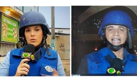 Jornalistas atuam no Rio como se estivessem em países com guerra civil