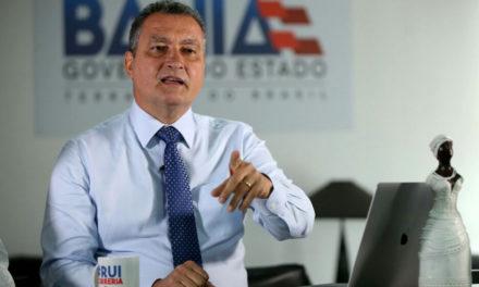 Rui anuncia liberação de empréstimo de R$ 600 milhões do Banco do Brasil