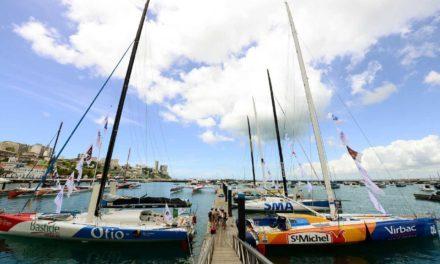 2019: Regata Transat Jacques Vabre deve retornar a Salvador