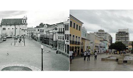 A nossa bela, histórica, camaleônica e multifacetada Praça da Sé