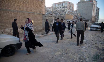 Terremoto mata ao menos mais de 330 pessoas na fronteira entre Iraque e Irã