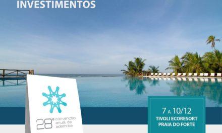 28ª Convenção Anual da ADEMI BAHIA mobiliza o mercado imobiliário