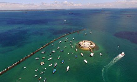 Regata internacional celebra os 516 anos da Baía de Todos-os-Santos
