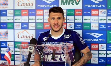 Raphael Claus apita Bahia x Atlético-MG domingo na Arena Fonte Nova