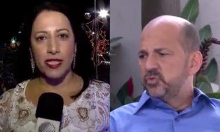 Denunciado por formação de quadrilha casal de prefeitos se apresenta à Polícia Federal