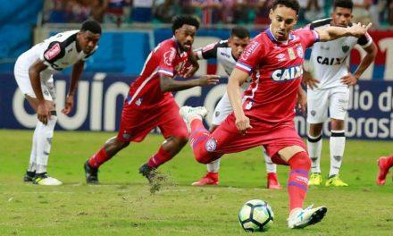 Empate com o Galo deixa Carpegiani 'aborrecido' mas contente com empenho do time