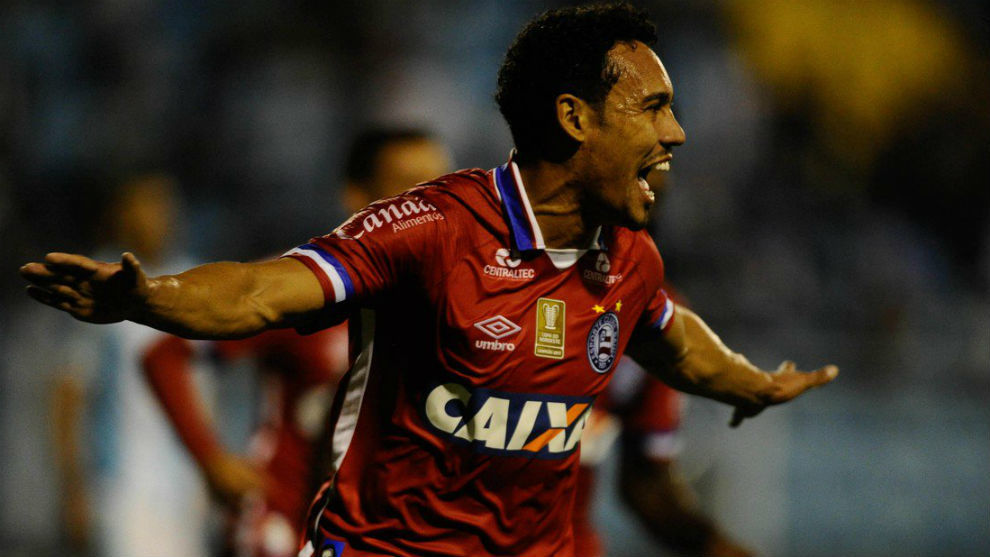 El brasileño Edigar Junio en el radar amarillo