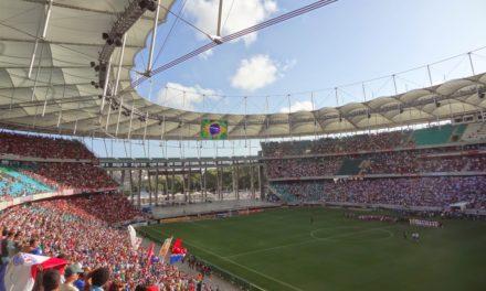 Torcedores poderão realizar testes rápidos para diagnóstico de DST's na Arena Fonte Nova neste domingo (26)