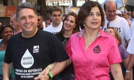 Polícia Federal prende os ex-governadores Garotinho e Rosinha no RJ