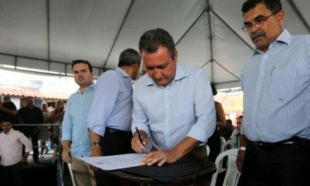 Rui autoriza convênios do Bahia Produtiva em Rio Real
