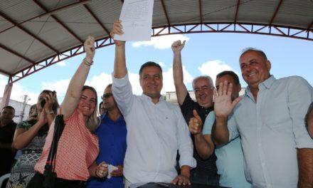 Autorizada recuperação de 83 km de rodovia em Tanque Novo