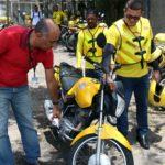 Vistorias para mototáxi seguem até a próxima terça-feira (18)
