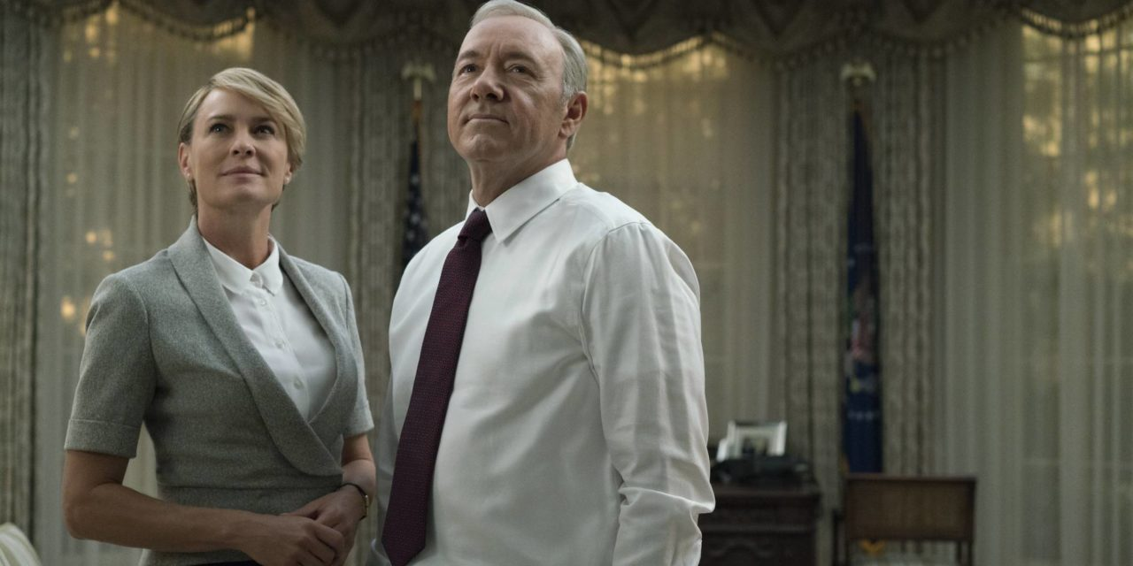 Netflix confirma uma temporada final de 'House of Cards' sem Kevin Spacey