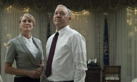 Netflix confirma uma temporada final de 'House of Cards' sem Kevin Spacey