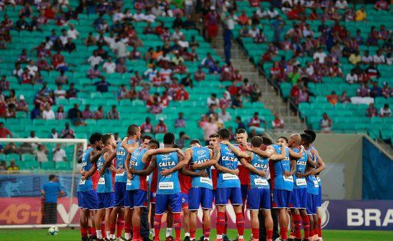 Carpegiani relaciona 21 atletas e o Bahia segue para enfrentar o São Paulo no Morumbi