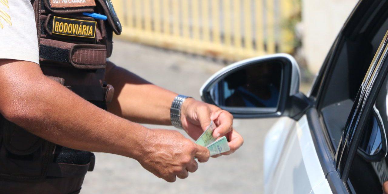 Operação Natal do BPRv amplia ações preventivas nas rodovias estaduais