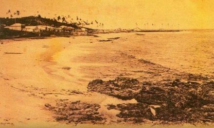 A Praia de Amaralina no nosso Túnel do Tempo
