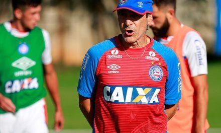 Carpegiani segue sem saber se continuará no Bahia em 2018