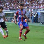 Bahia negocia o lateral-esquerdo Juninho Capixaba com o Corinthians