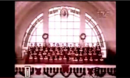 Natal no Túnel do Tempo da propaganda
