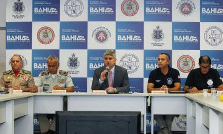 Secretaria da Segurança Pública do Estado (SSP): Bahia reduz homicídios e aumenta produtividade policial em 2017
