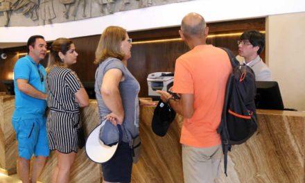 Turistas começam a chegar a Salvador para o Festival da Virada