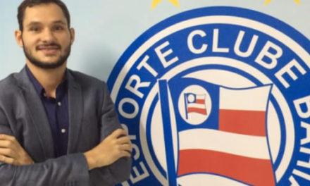 Vice-presidente do Bahia diz que vinda de Guto Ferreira foi decisão amadurecida