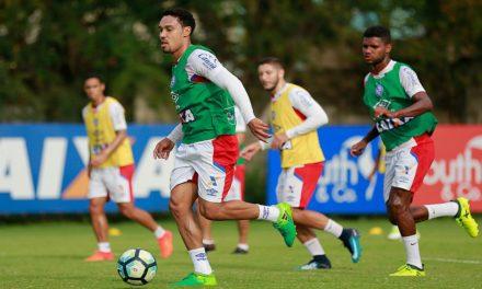 Independentemente de vaga na pré-Libertadores atletas do Bahia querem vencer o São Paulo