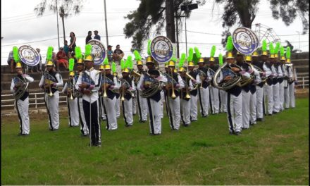 Escola municipal é a única da Bahia no Campeonato Nacional de Bandas e Fanfarras