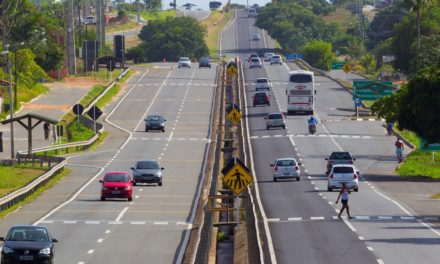 BA-099: tráfego será interrompido na próxima quarta (21), para montagem da passarela