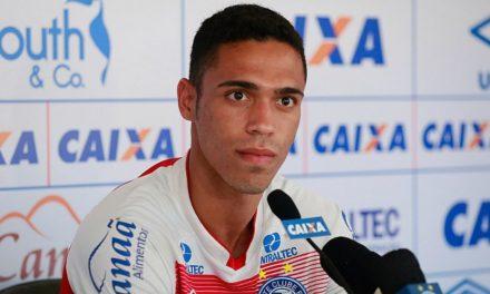 Zagueiro Eder assina pré-contrato com o Novorizontino da Séria A do Paulistão
