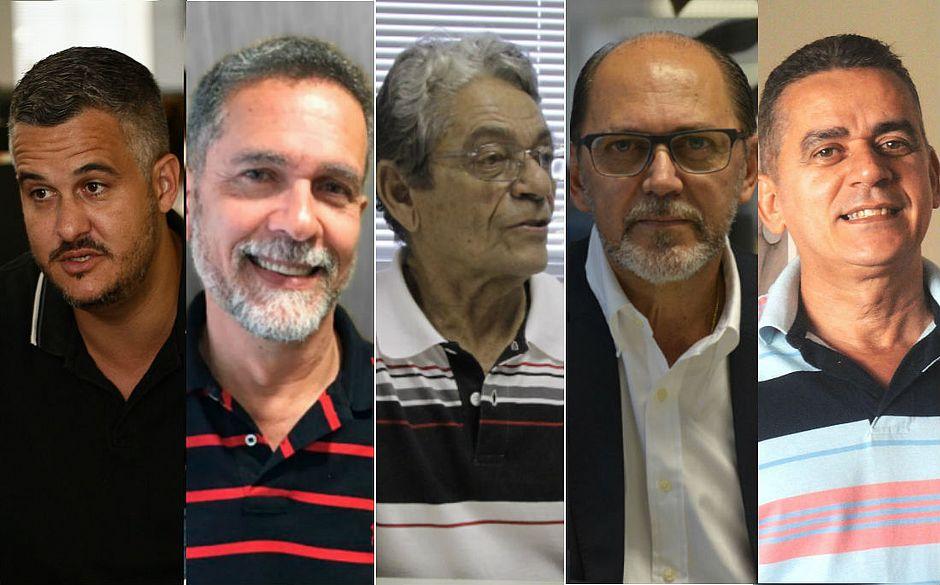 Vitória: urnas já foram abertas para a escolha do próximo presidente do Leão