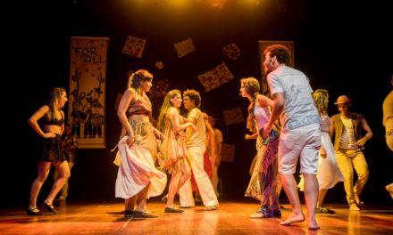 Teatro Jorge Amado: espetáculo de dança conta a história de Lampião