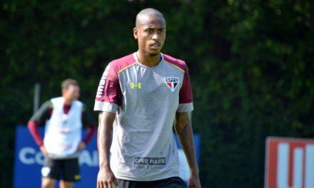 Atacante Denilson diz que estará no Vitória na temporada 2018