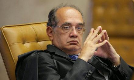 Gilmar Mendes suspende medidas cautelares contra Rosinha