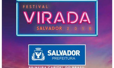 Entrega de kits para ambulantes do Festival Virada Salvador segue até esta quarta (27)