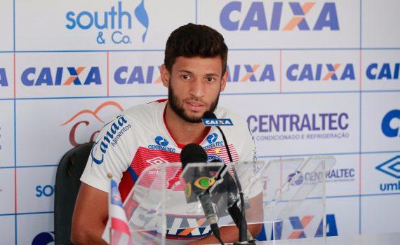 Juninho Capixaba despede-se do Bahia nas redes sociais